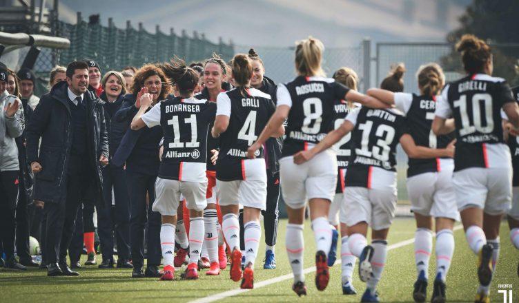 Vittoria Juventus Women