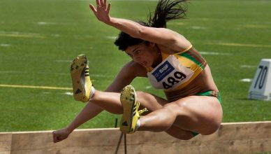 salto in lungo atletica leggera