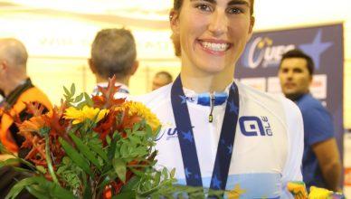 Elisa Balsamo vince il campionato europeo di ciclismo under 23