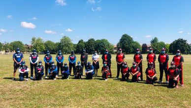 La ripartenza del campionato femminile di cricket