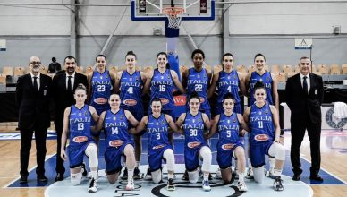 EuroBasket Women 2021 qualificazioni Italbasket