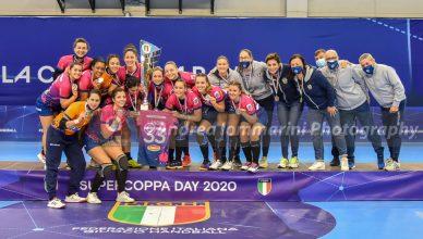 La jomi Salerno vince la supercoppa italiana di pallamano