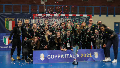 Oderzo vince la Coppa Italia di pallamano femminile