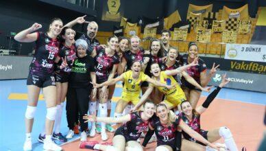 Uyba espugna Istanbul nelle semifinali di Champions