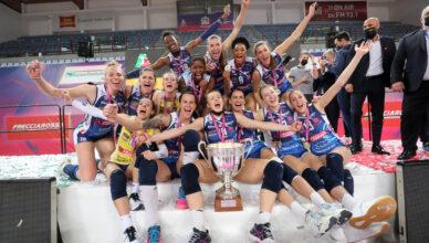 Imoco Volley Conegliano Coppa Italia