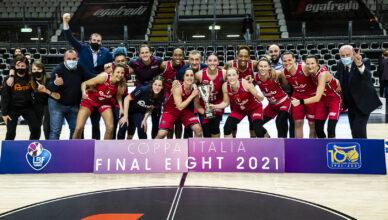 Schio vince la Coppa Italia di basket
