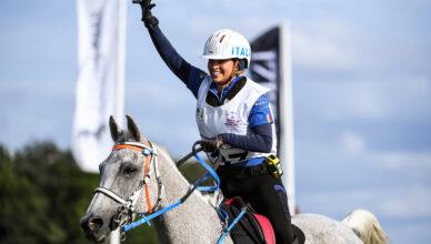 Costanza Laliscia sport equestri endurance