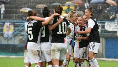 Juventus Women campionato serie A