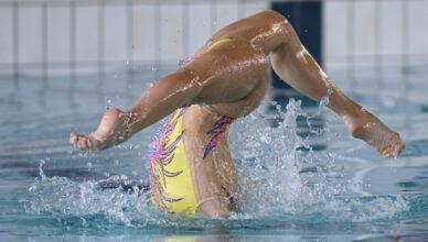 Susanna Pedotti nuoto sincronizzato campionati italiani