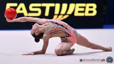 Isabelle Tavano ginnastica ritmica serie A