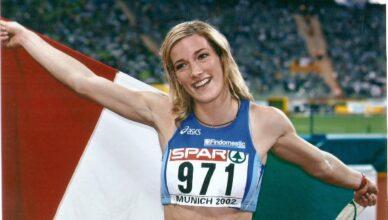 Manuela Levorato bronzo ai campionati europei di Monaco di Baviera