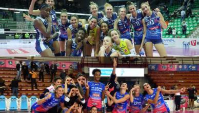 Finale Scudetto campionato serie A1 volley 2020/21
