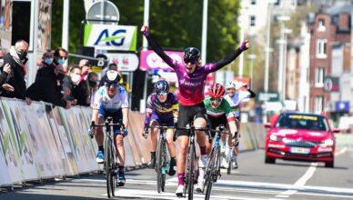 Vollering vince la Liegi bastogne Liegi femminile 2021