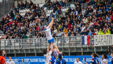 Rugby Women's Six Nations Italdonne