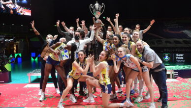 Imoco volley Conegliano vince la cev Champions League 2021