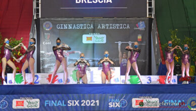 Brixia Brescia Campione d'Italia 2021