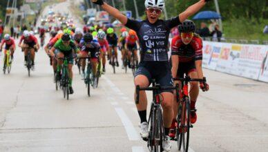 Rachele Barbieri vince il trofeo Born To Win