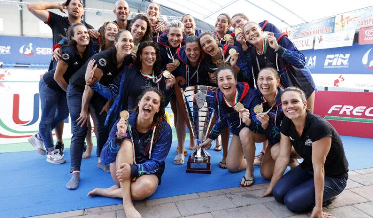Ekipe Orizzonte Catania campione d'Italia