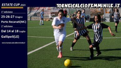 Torneicalciofemminile.it organizza la Porto Recanati Cup